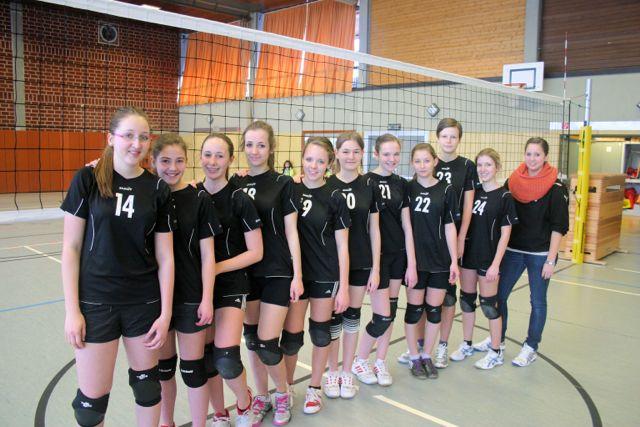 Volleyball 2. Mannschaft