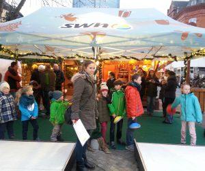 Weihnachtsfeier Kinderturnen 6-8 Jährige