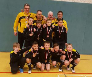 E1-Jugend des VfL Oberbieber überzeugt bei den Rheinlandmeisterschaften in der Halle