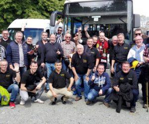 Alte Herren auf Herrentour 2017