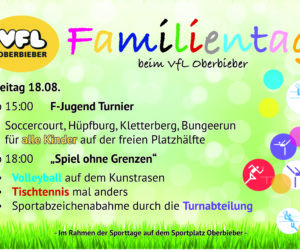 Familientag beim VfL Oberbieber