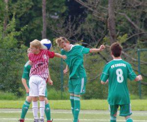 U15 legt Traumstart hin – 5 Siege in 5 Spielen