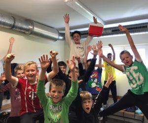 D1-Jugend gewinnt im Spitzenspiel auswärts bei der JSG Haiderbach