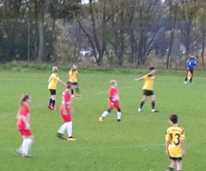 D1 siegt im Rheinland-Pokal auswärts mit 7:0!