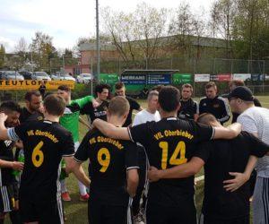 VfL Oberbieber knackt die Dreißiger-Marke – 3:0 Heimsieg gegen die SG St.Katharinen