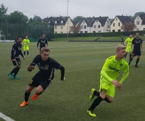 VfL Oberbieber war nicht zu bremsen – 6:0 Heimsieg gegen die SG Nauort