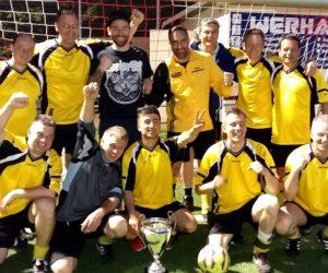 Alte Herren gewinnen Turnier in Feldkirchen (2018)