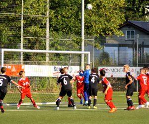 D1 mit 9:0-Kantersieg gegen die JSG Buchholz