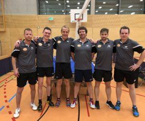VfL Oberbieber Tischtennis startet als Favorit in die Rückrunde