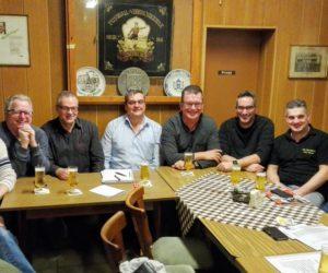 Jahreshauptversammlung der Alten Herren-Fußballer  2019