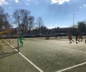 Magere Vorstellung im zweiten Durchgang – 3:1 Heimniederlage gegen die SG Puderbach