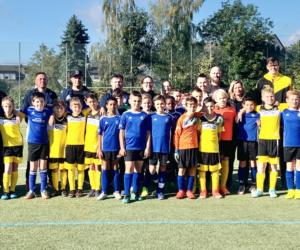 Vielfalt und Frieden durch Fußball