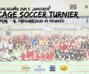 5. Junioren Cage Soccer Turnier