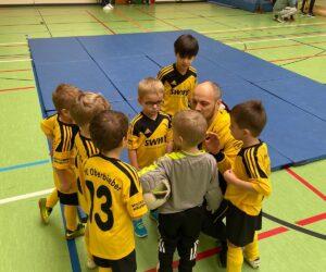 HSV Neuwied lud zum Bambini-Spielfest