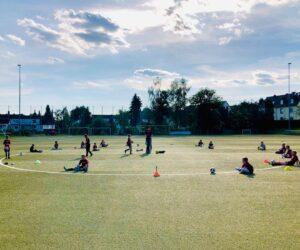 Fußball: Der VfL Oberbieber startet wieder in den Trainingsbetrieb