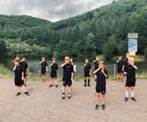 Fußball: Die E-Jugend lässt sich in ihrer Vorbereitung nicht bremsen!