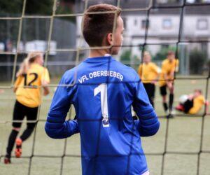 Am 05. September startete die Mannschaft der D1-Jugend vom VfL Oberbieber