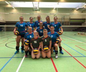 VFL Oberbieber Volleyball 1 Mannschaft startet erfolgreich in Saison 2020/21