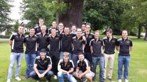 Abschlussfahrt 2.Mannschaft 2013